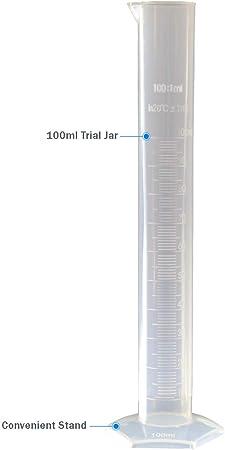 Hidrómetro con probeta de muestra de 100ml incluida, paravino y cerveza artesanos