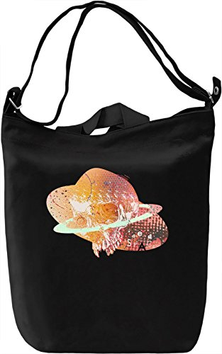 Dead Space Borsa Giornaliera Canvas Canvas Day Bag  100% Premium Cotton Canvas  DTG Printing 