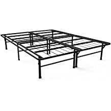 Zinus 14 Inch SmartBase Deluxe / Mattress Foundation / Platform Bed Frame / Box Spring Replacement, King
