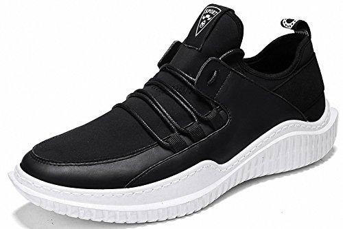 Ben Sports zapatillas de deporte trail Running de hombre pare mujor I-Negro