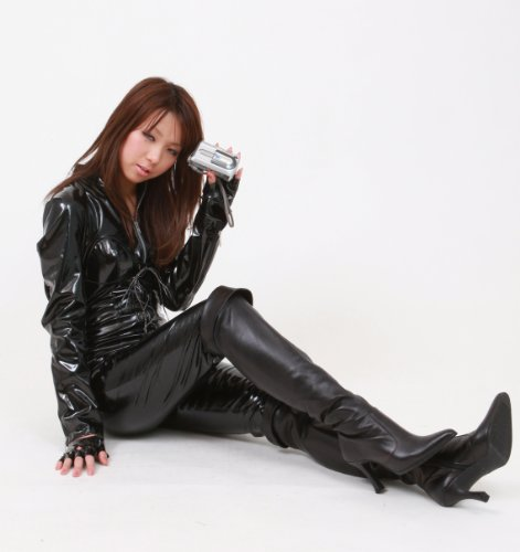 japanese latex suit