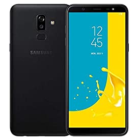 Samsung Galaxy J8 (SM-J810Y/DS) 3GB / 32GB 6.0-inches LTE Dual SIM Factory Unlocked – International Stock No Warranty (Black)