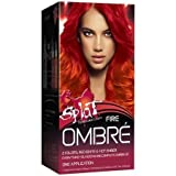 Splat Rebellious Colors Hair Coloring Complete Kit Fire Ombre by Splat