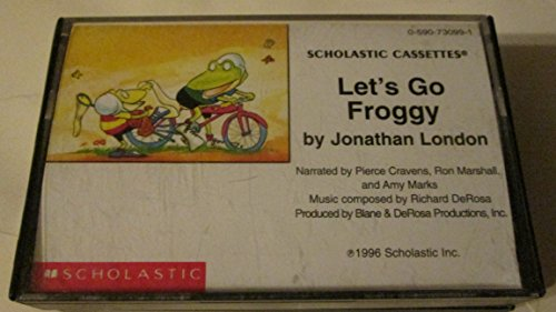 Let's Go Froggy!