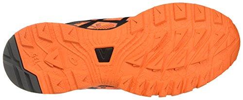 Asics Herren Gel-Sonoma 3 Laufschuhe für Das Training auf Der Straße Orange (Shocking Orange/black/carbon)