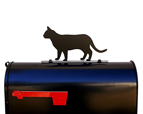 Walking Cat Mailbox Topper/Sign/Mail Box