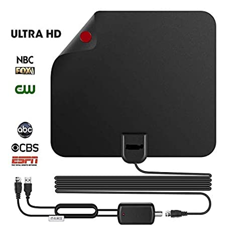 Review tv antenna (old black)