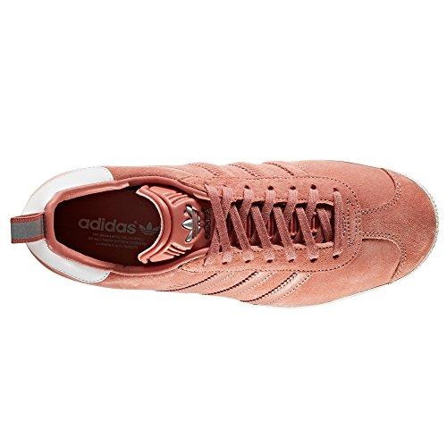 Adidas Gazelle .Nobuk Sneaker, Trainer, Tenis. Raw Pink /Raw Pink