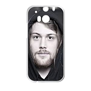 Asking Alexandria HTC One M8 Cell Phone Case White Phone cover J9718962