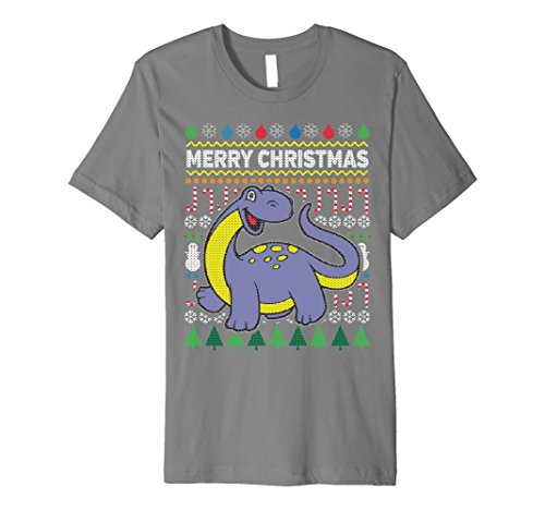 Mens Purple Dino Merry