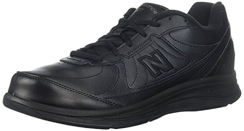 New Balance Mens MW577 Walking Shoe, Negro, 40.5 2E EU/7 2E UK