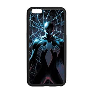 """1pc Rubber Snap On Case Cover Skin For iphone 6 plus 5.5"""", Comics Spider Man iphone 6 plus Covers"""