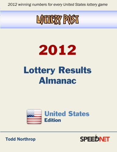 Lottery Post 2012 Lottery Results Almanac  United States Edition