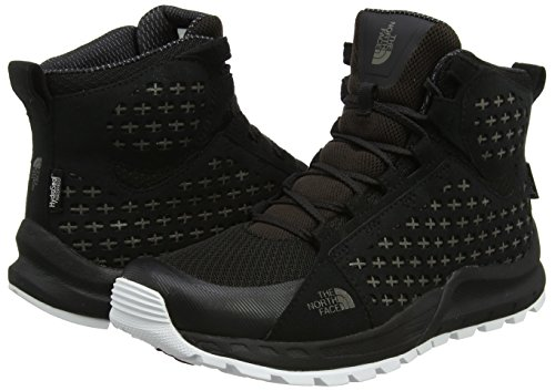 Para Mujer Senderismo tnf Wp Mid Black White De Mntain Snkr W Colores North Face Varios Botas The tnf zPSwAvgqg