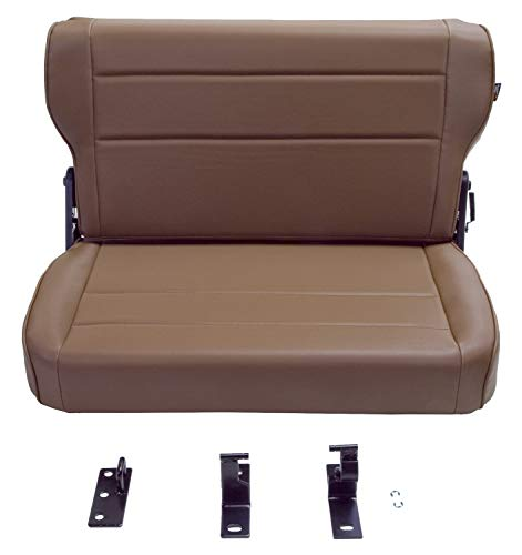 - Rugged Ridge 13462.37 Spice Fold and Tumble Rear Seat