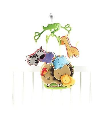 Amazon.com: Fisher-Price Luv U Zoo acurrucarse Cub Chupete ...
