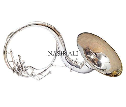 NASIR ALI PROFESSIONAL Sousaphone Bb 21 Blue