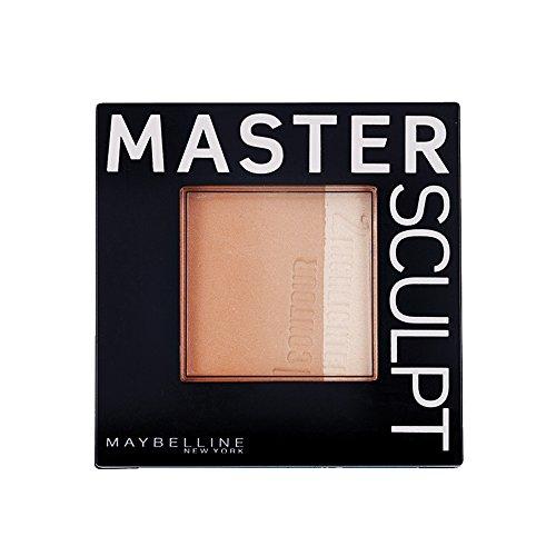Gemey Maybelline face studio master sculpt - Palette - Poudre 01 Light