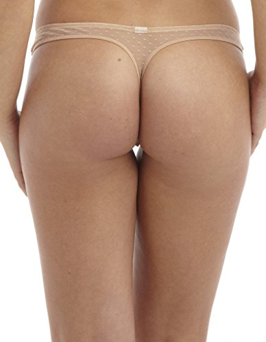 Gossard Everyday Lacey Nude Thong G126