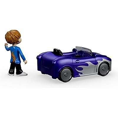 Fisher-Price Alvin & the Chipmunks, Super Skating Sportscar: Toys & Games
