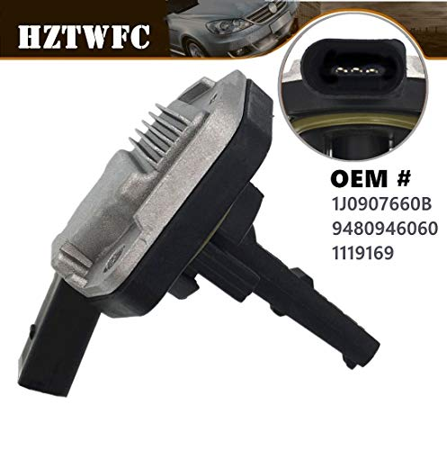 HZTWFC Oil Level Sensor 1J0907660B 9480946060 1119169 Compatible for Audi A4 A6 TT - VW Golf Jetta Beetle Touareg (Vw Level)