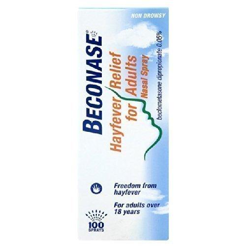 Beconase Hayfever Nasal Spray 100 Doses