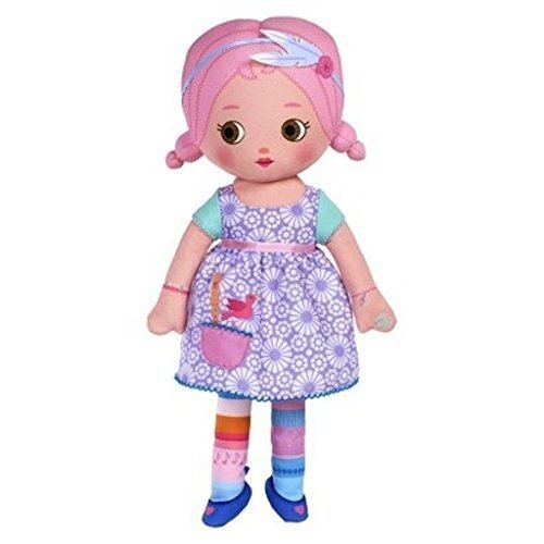 Used, Mooshka Niva 24 inch Large Plush Pillow Doll by Zapf for sale  Delivered anywhere in USA
