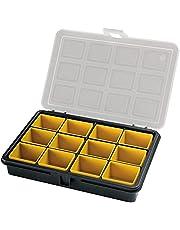 Art Plast - Sorteerkoffer voor kleine onderdelen 18 x 13 x H 3,2 cm -
