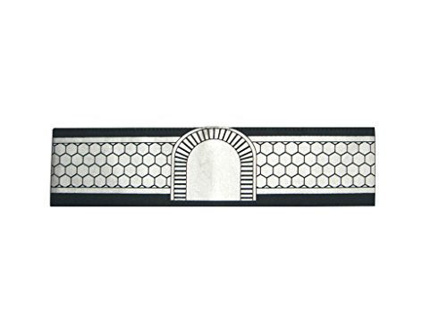 [Mtxc D.Gray-Man Cosplay Accessories Lavi Headband White] (Lavi D Gray Man Cosplay Costume)