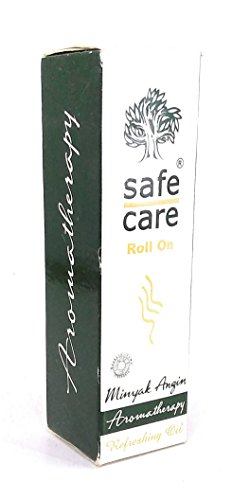 - Safe Care Roll on Refreshing Oil Aromatherapy, 10 Ml (Pack of 3)