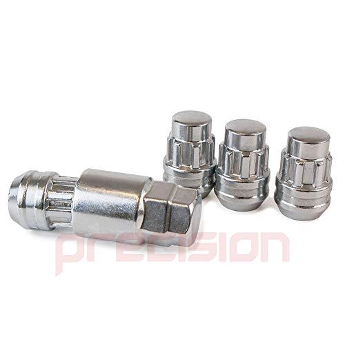 Precision Chrome Locking Alloy Wheel Nuts for Ḿitsubishi L200 PN.SFP-N11405