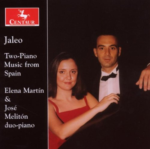 UPC 044747290225, Jaleo: Two Piano Music From Spain