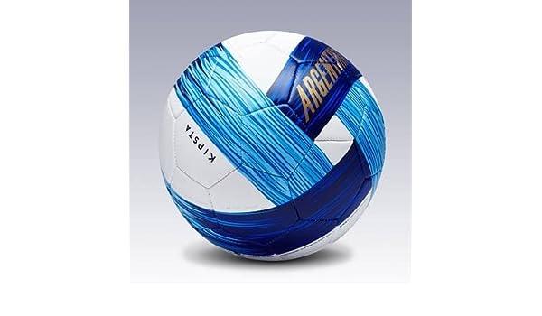 Kipsta ARGENTINA FOOTBALL Talla 5 - Azul/Blanco: Amazon.es ...