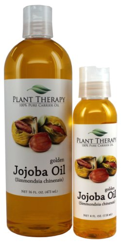 Jojoba Golden Carrier Oil. A Base Oil for Aromatherapy, Essential Oil or Massage use.