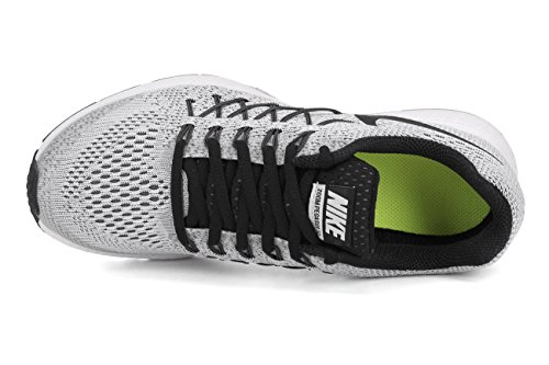 Nike Zoom Pegasus 32 (Gs) - - Unisex Niños Gris / Negro