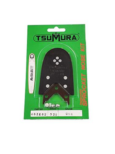 Tsumura Sprocket Nose Tip Kit 48ZK82 .325 Pitch .058 Gauge Total Super Bar