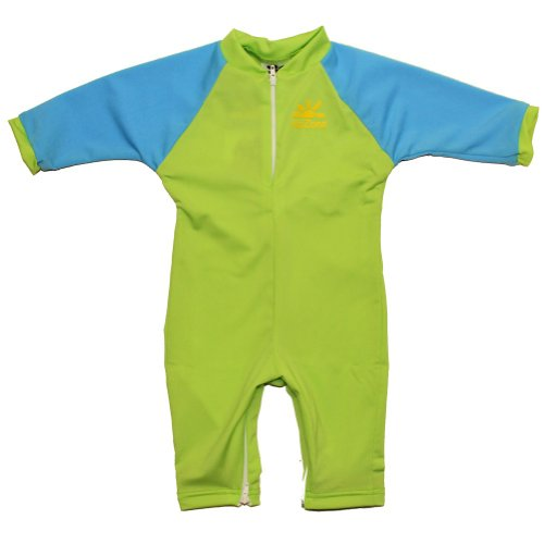 NoZone Infant UV Protection Swimwear - Available in a Selection of Pinks, Blues and Unisex Colors