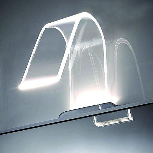 LED Badleuchte Aufbauleuchte Schrankleuchte Spiegelleuchte Badlampe // warmweiß