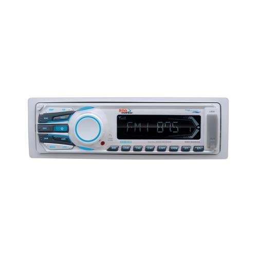 BOSMR1306UA - BOSS AUDIO MR1306UA Marine Single-DIN Mechless Receiver by Unknown