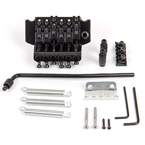 Kmise Electric Guitar Tremolo Bridge System For Floyd for sale  Delivered anywhere in USA