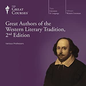 Great Authors of the Western Literary Tradition, 2nd Edition Lecture