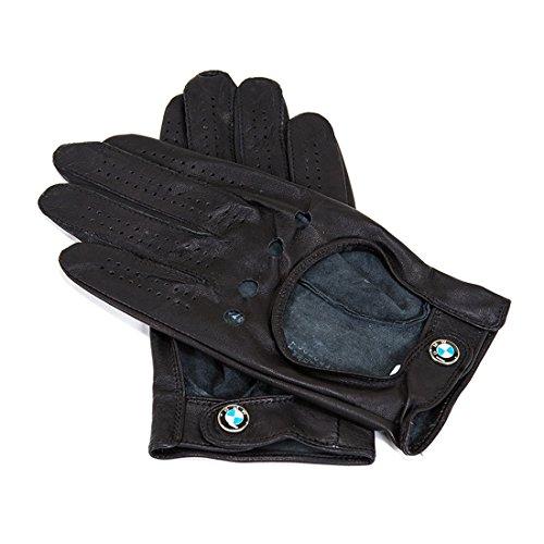 Online Leather Gloves Sports - BMW Driving Gloves Medium