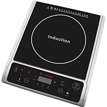 Amazon.com: Inducción W 7 ajustes de alimentación Negro ...