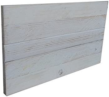 Wedding Party PhotoPhotography Backdrop Distressed Decorative Vintage Rustic Real Wood  Wooden Vintage White Sign Blank Plank DIY Decor