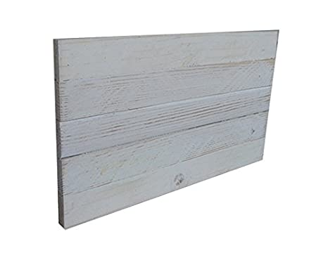 Amazon.com: Wood/Wooden Distressed White 18\