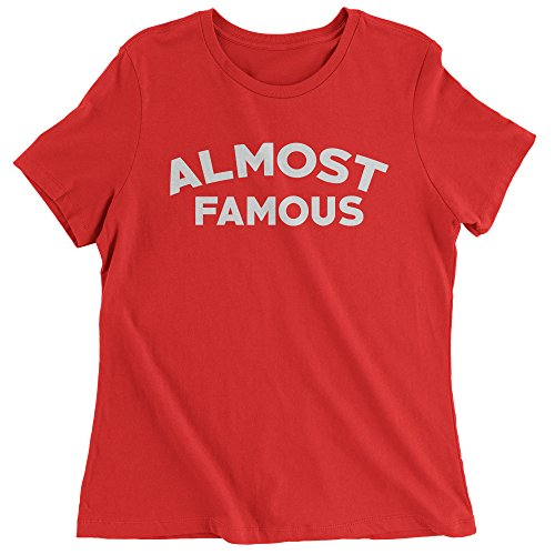 Womens Almost Famous T-Shirt X-Large - Famous Almost Costume