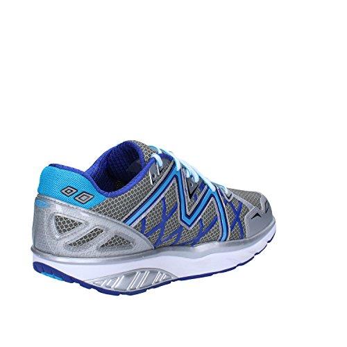 MBT Sneakers Hombre 42 EU Gris Azul Textil