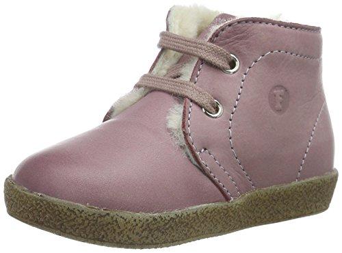 NaturinoFALCOTTO 1195 - Botines de Senderismo Bebé-Niños Rosa - Pink (Rosa_9110)