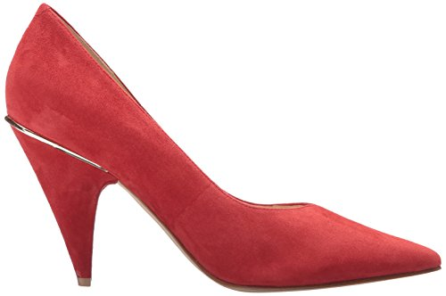 Nine West Damen Whistles Pumps Rot (Dynasty Red)