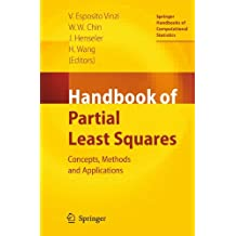 Handbook of Partial Least Squares: Concepts, Methods and Applications